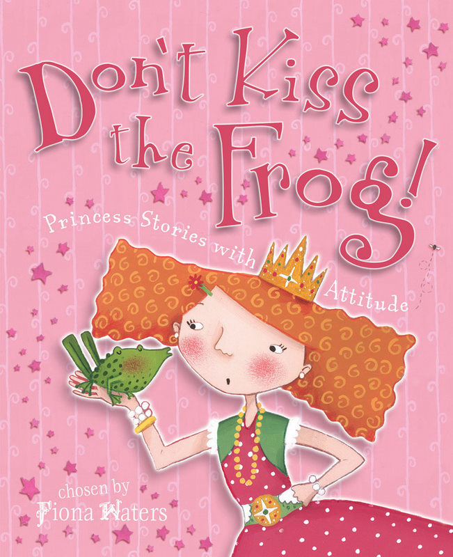 Cover image for Double Dragons in Don't Kiss the Frog