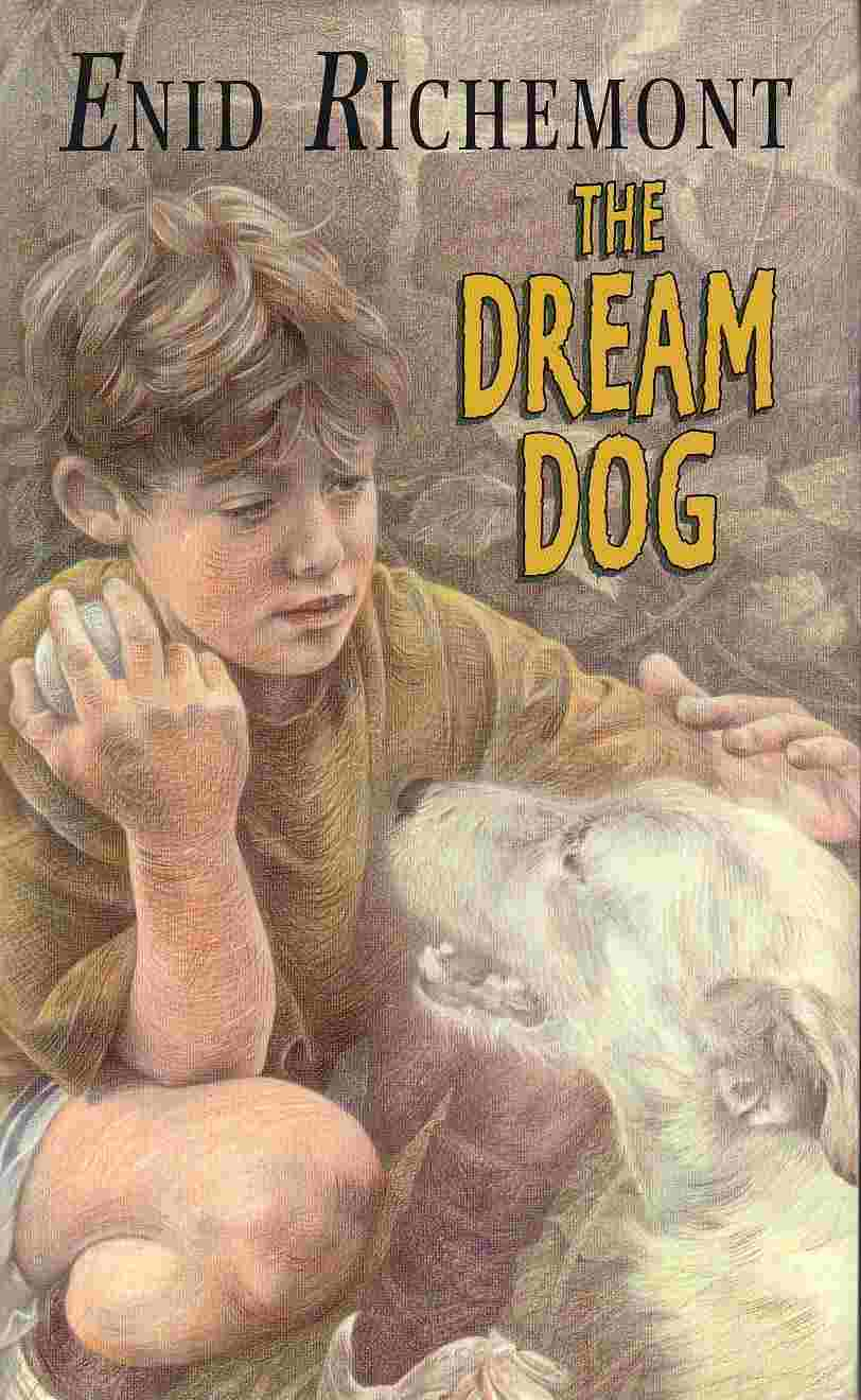 Cover image for The Dream Dog
