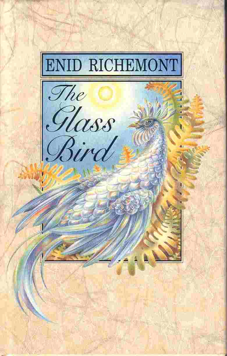 Cover image for The Glass Bird