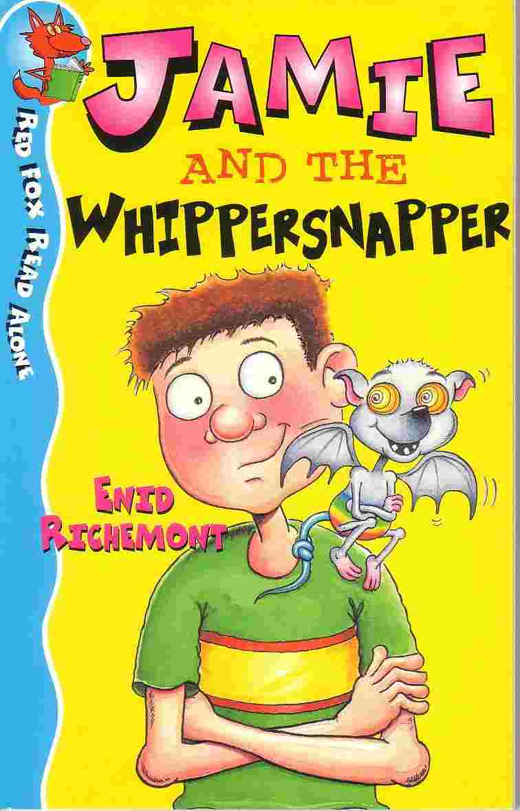 Cover image for Jamie and the Whippersnapper