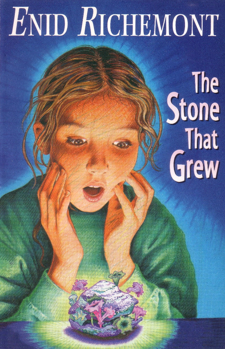 Cover image for The Stone that Grew