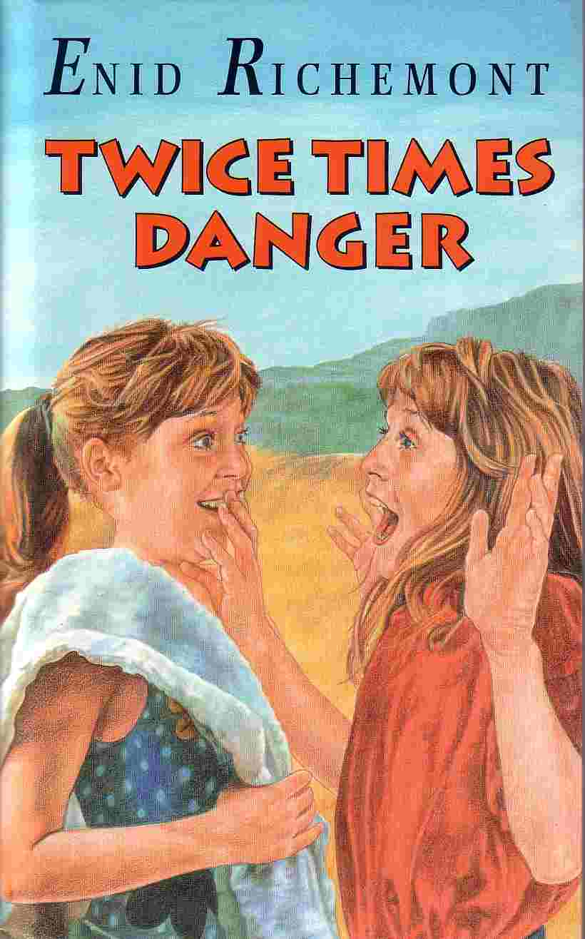 Cover image for Twice Times Danger